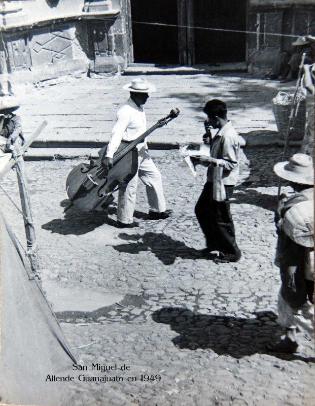 Musicos 1949