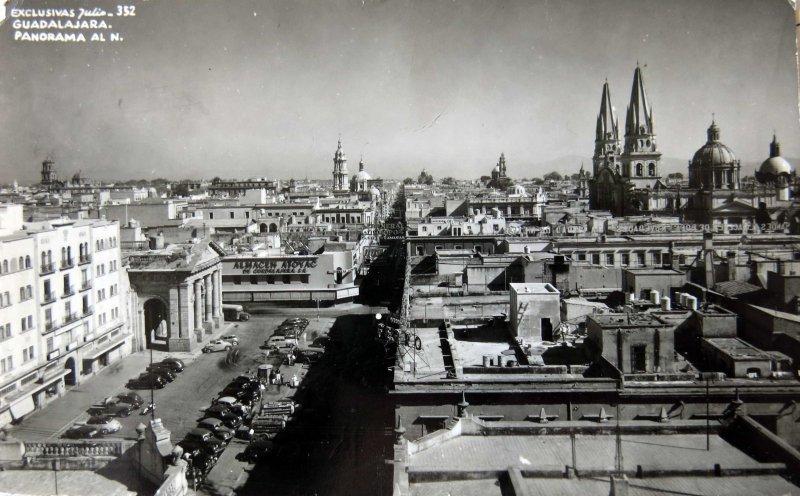 Panorama al Norte