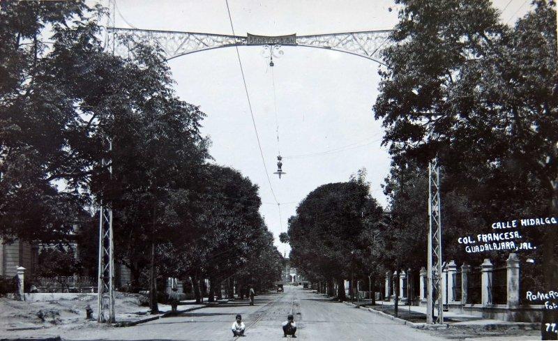 Calle Hidalgo Col Francesa