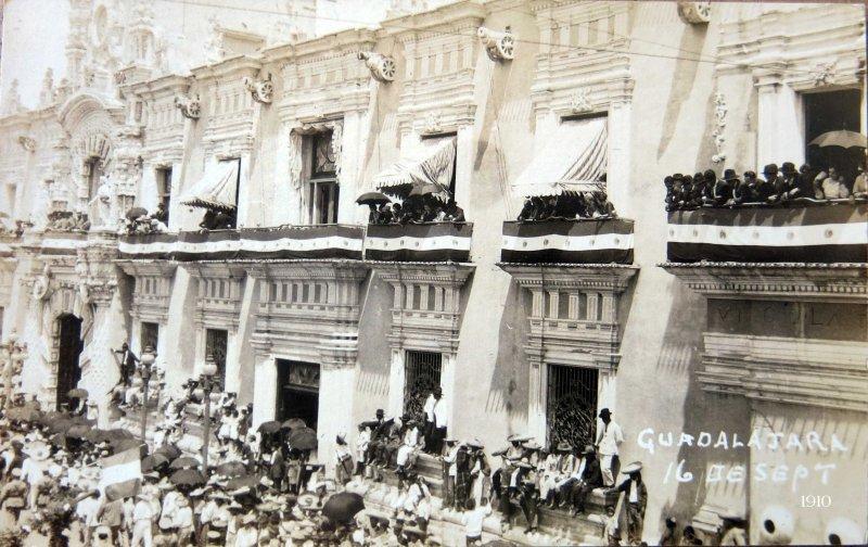 Desfile de 16 de Sep.de 1910