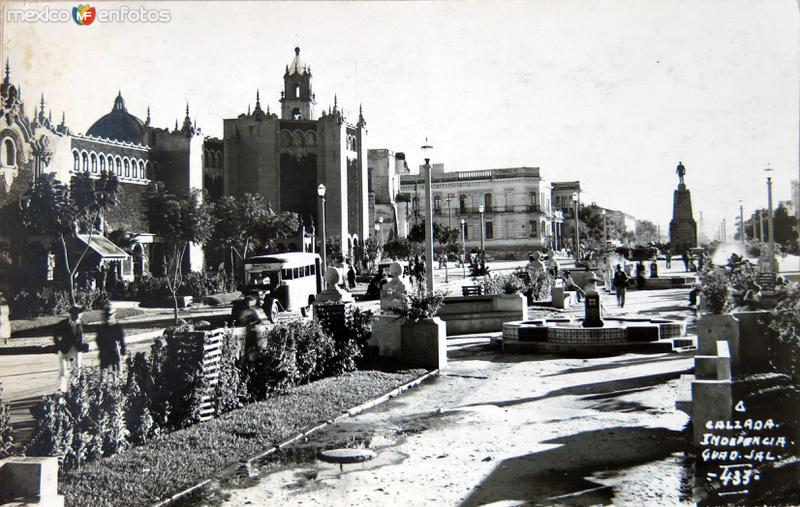 Calzada Independencia