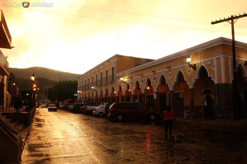 Fotos de Sayula, Jalisco, México: Portales de Sayula