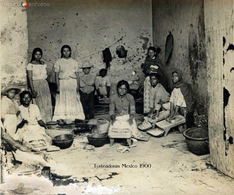 Torteadoras de tortillas