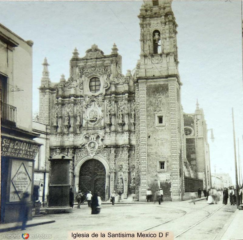 Iglesia de la Santisima