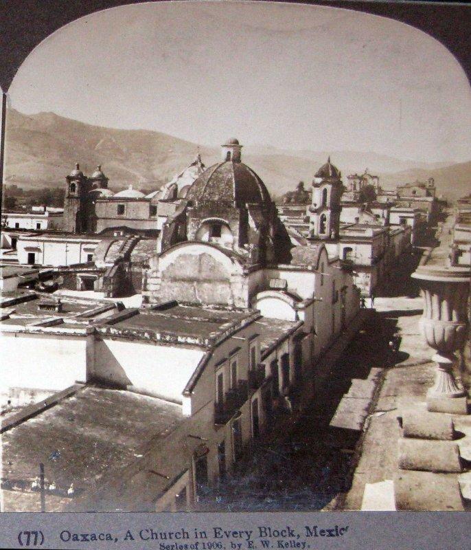 Una Iglesia en cada esquina Hacia 1900
