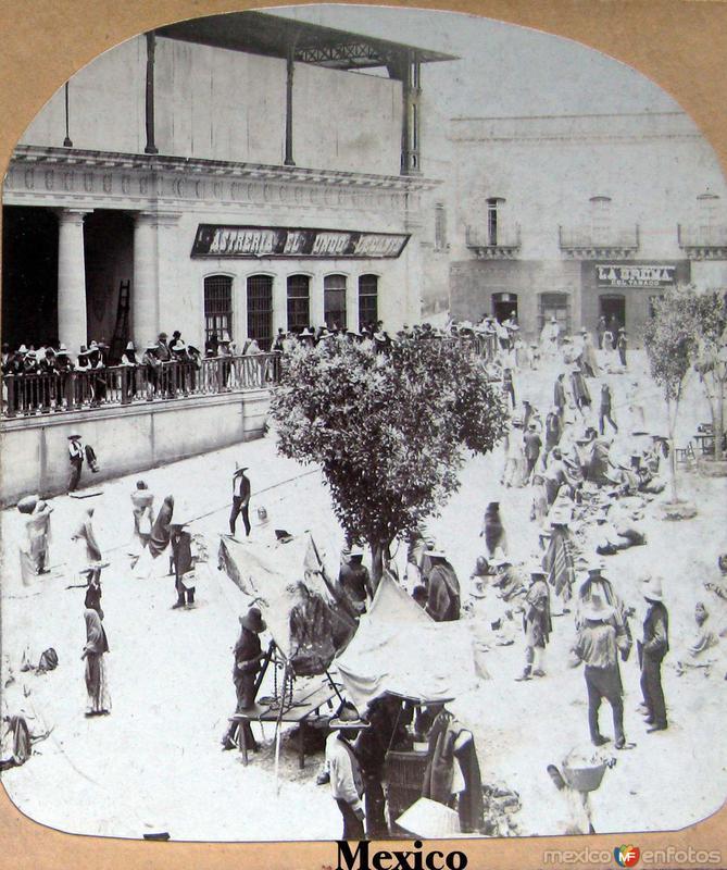 Sastreria Hacia 1900