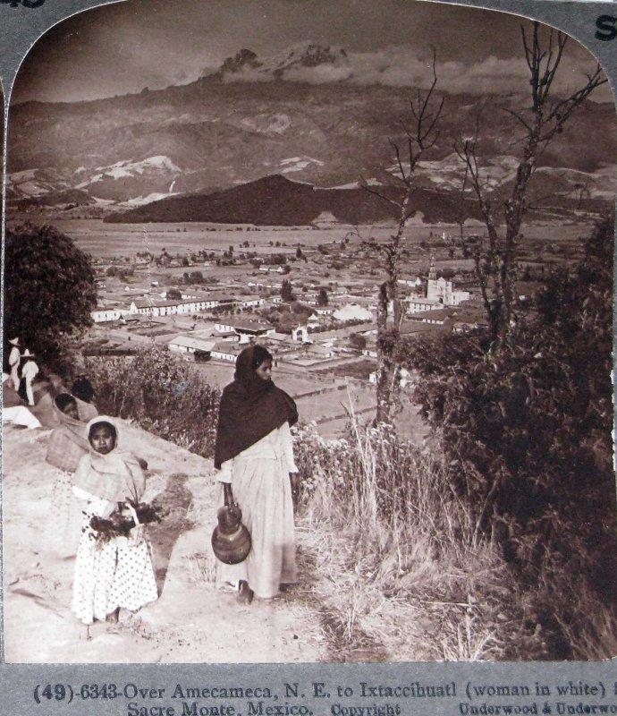 Vista desde el Sacromonte 1900