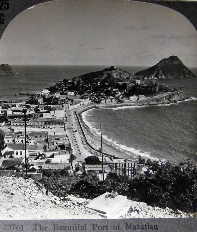 Bello Puerto Hacia 1900
