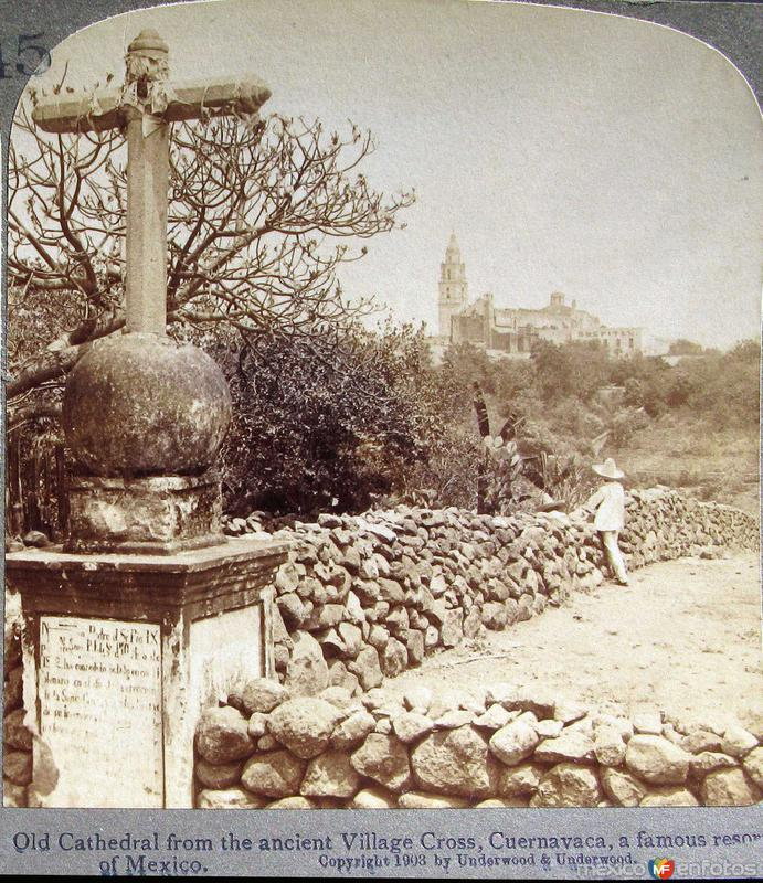 La Catedral a Distancia Hacia 1900