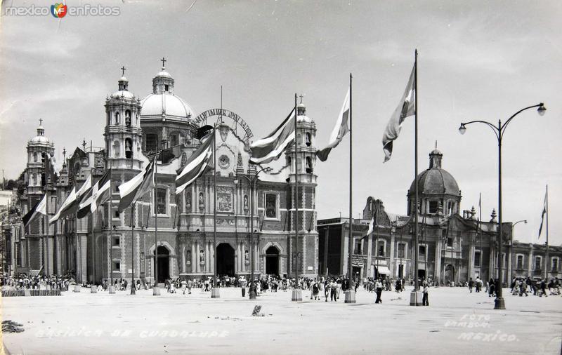 La Villa Hacia 1945