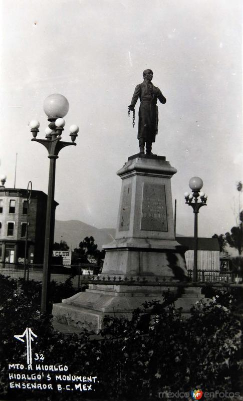 Mto a Hidalgo Hacia 1945