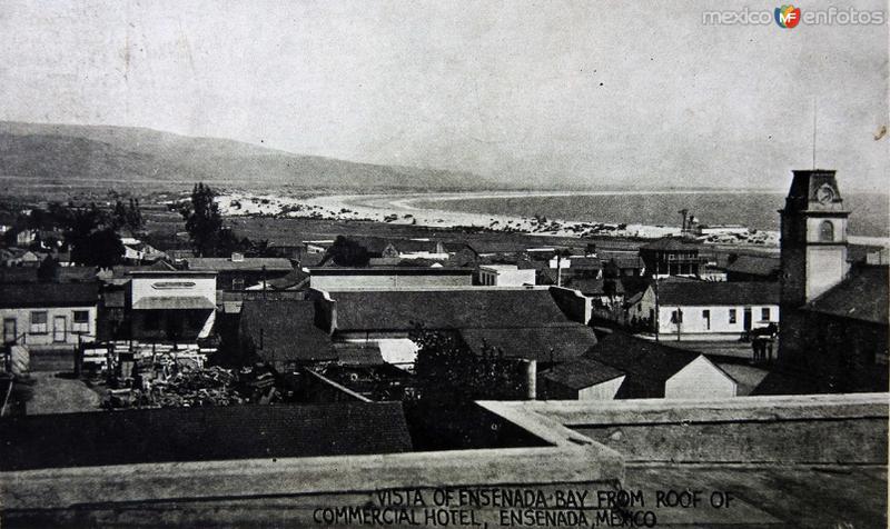 Vista desde Hotel Hacia 1945