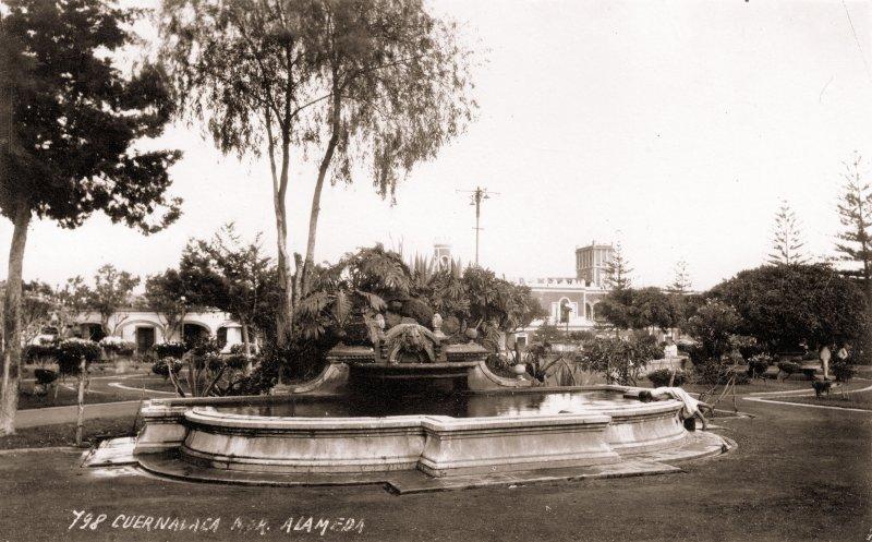 Alameda de Cuernavaca