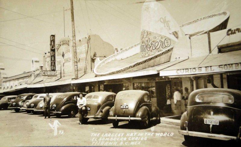 Tienda Curious Hacia 1950