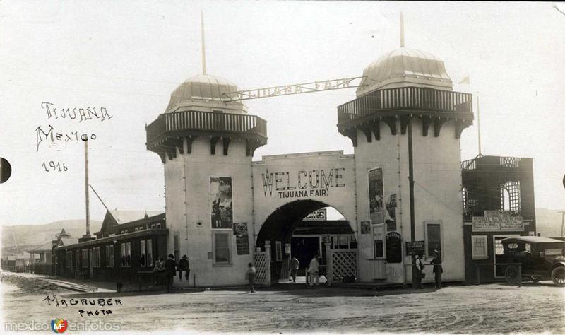 La Feria de Hacia 1920
