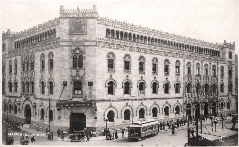 Edificio de Correos Hacia 1900