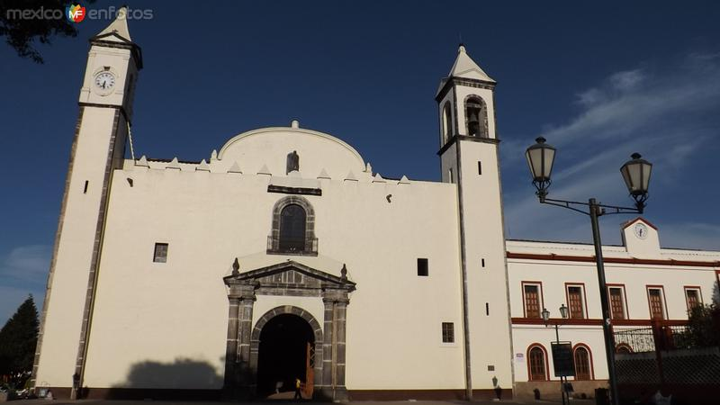 Ex-Convento franciscano del siglo XVI. Mayo/2014