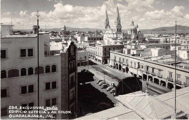 Edificio Lutecia Hacia 1945
