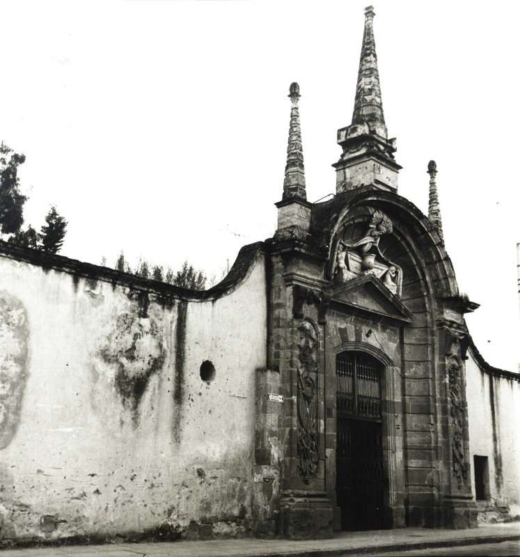 Panteon de Belen Hacia 1920