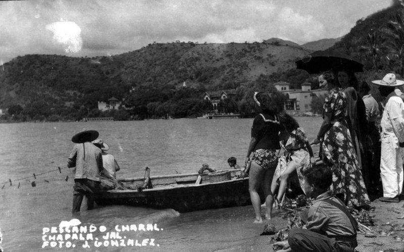 Pescando 1945