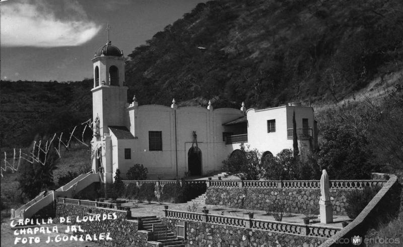 Capilla de Lourdes 1945