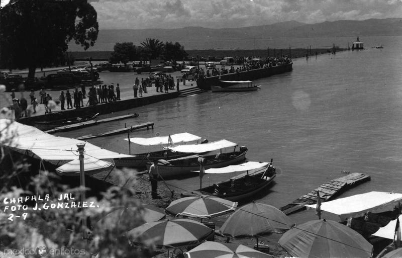 Muelle 1945