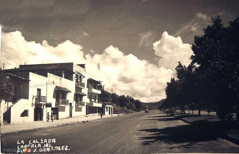 La Calzada 1945
