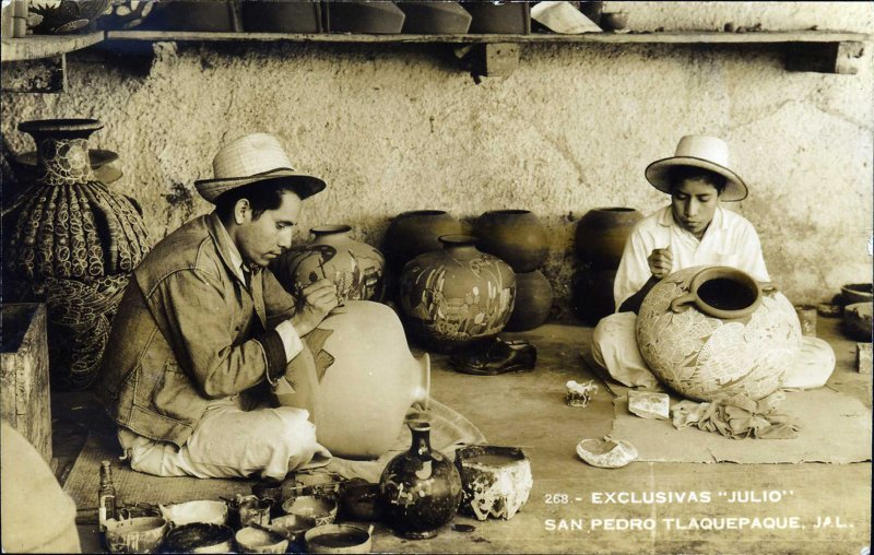Alfareros 1945