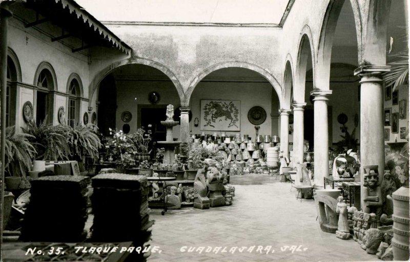 Tienda de Alfarerias 1945