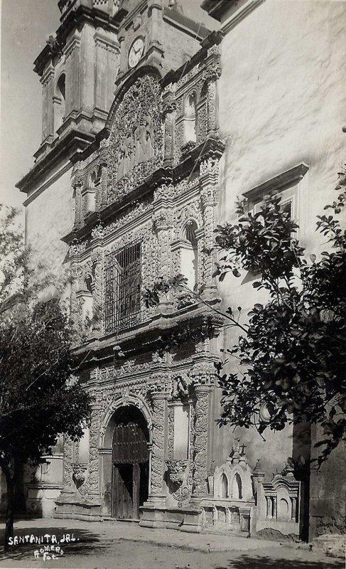 La iglesia 1945