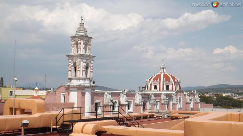 Templo de San Jerónimo siglo XVII. Mayo/2014