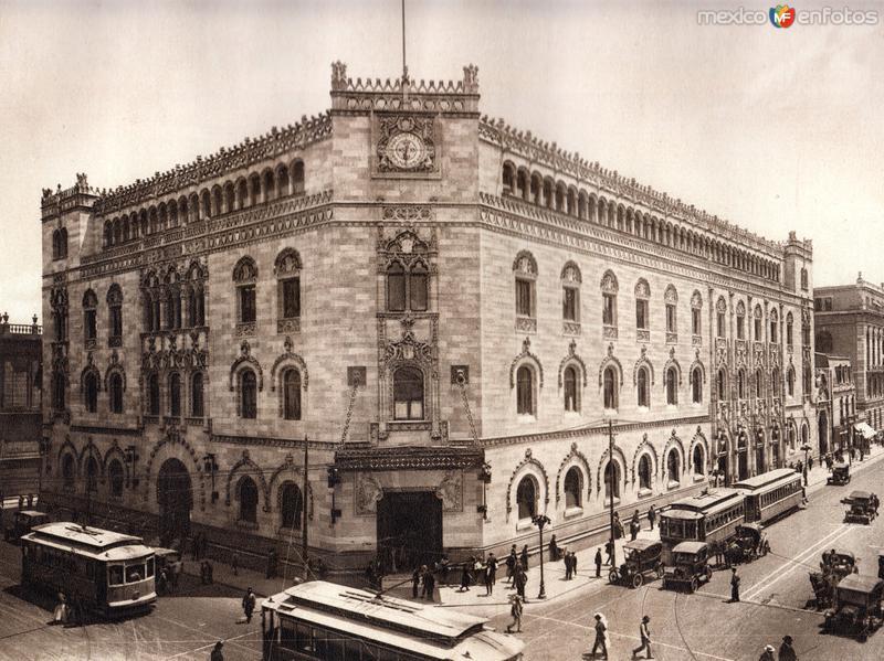 Palacio Postal (circa 1920)