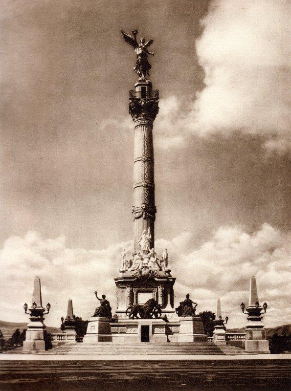 Columna de la Independencia (circa 1920)