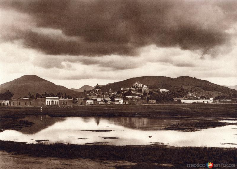 Villa de Guadalupe Hidalgo (circa 1920)