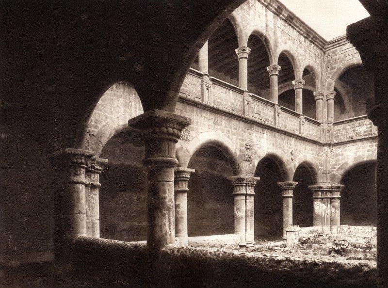 Convento de San Agustín Acolman (circa 1920)