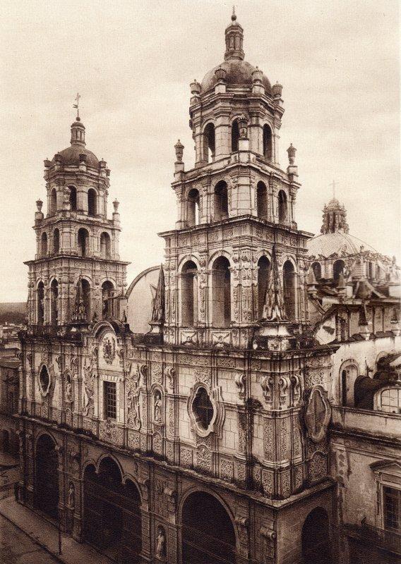 Iglesia de la Compañía (circa 1920)