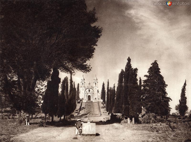 Iglesia de Guadalupe (circa 1920)
