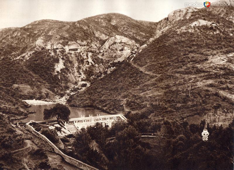 Presa de Guanajuato (circa 1920)