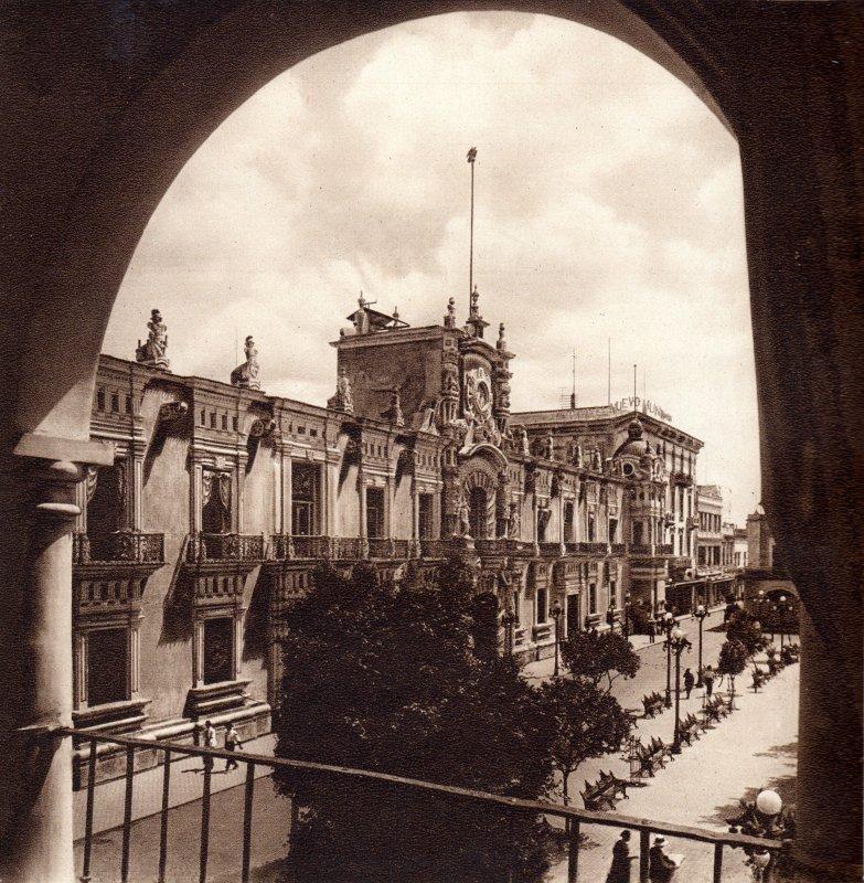 Palacio de Gobierno (circa 1920)