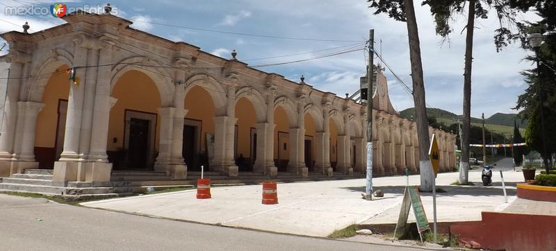 Palacio Municipal de Tejupán. Julio/2014