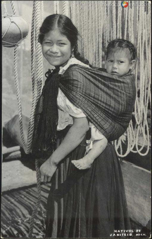 Nativos hacia 1945