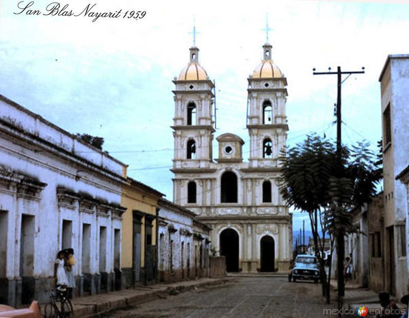 Iglesia Hacia 1959