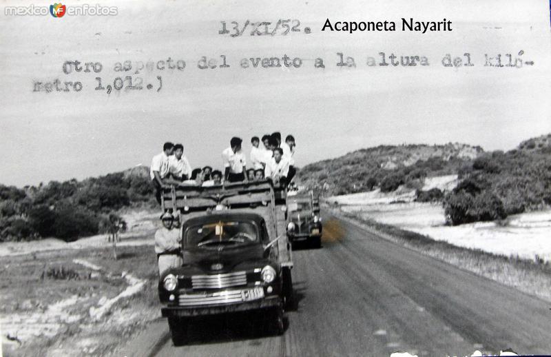 Evento deportivo Acaecido 13 de Noviembre de 1952