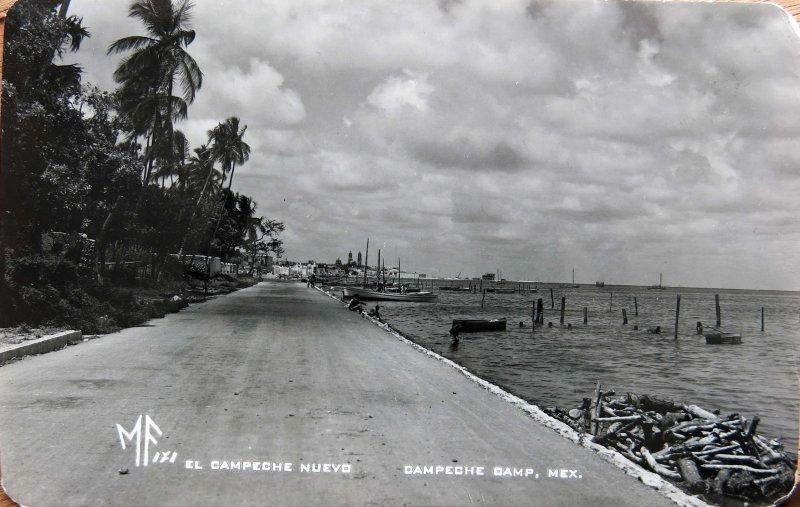 malecon Nuevo Hacia 1950