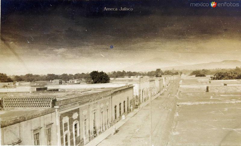 Panoramica Hacia 1919