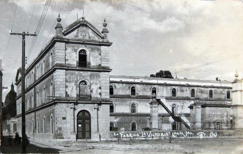 Fabrica la Victoria Hacia 1945