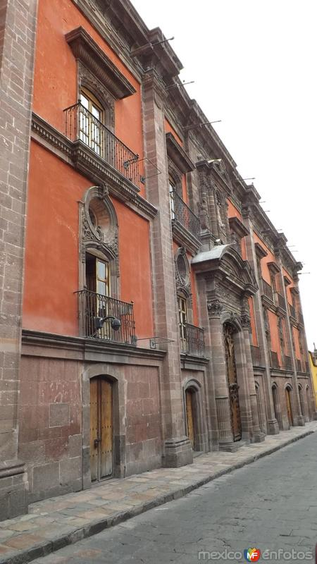Fotos de San Miguel de Allende, Guanajuato, M�xico: Casa del Mayorazgo de la Canal, 1800. Abril/2014
