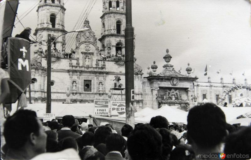 Iglesia hacia 1957