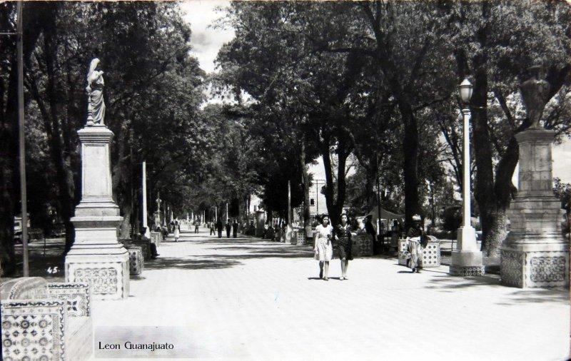 Parque de Recreacion Hacia 1900