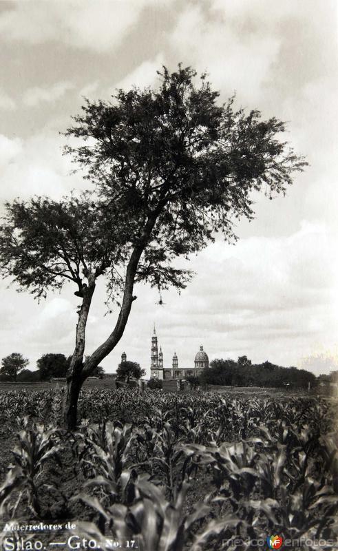 Alrededores bellos Hacia 1945